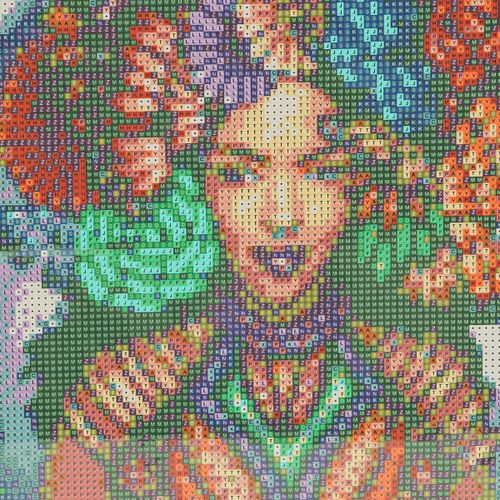 Full Drill DIY 5D Diamond Painting Embroidery Beauty Cross Stitch Kits Art Home