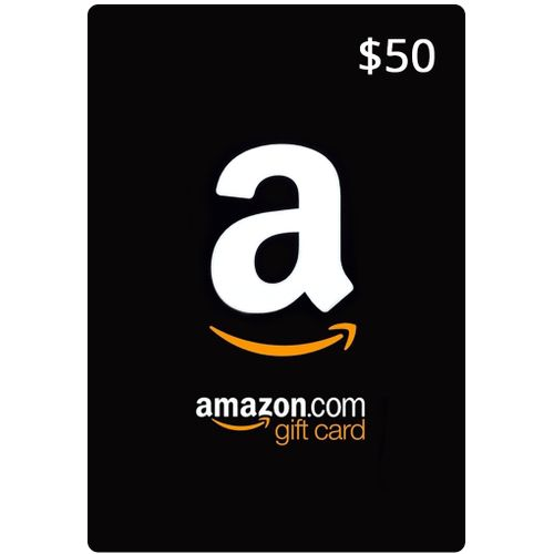 50 $ AMAZON.COM Gift Cards Store For USA
