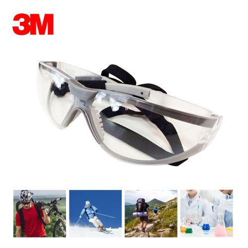 3M 11394 Safety Glasses Goggles Anti-Fog Antisand Windproof