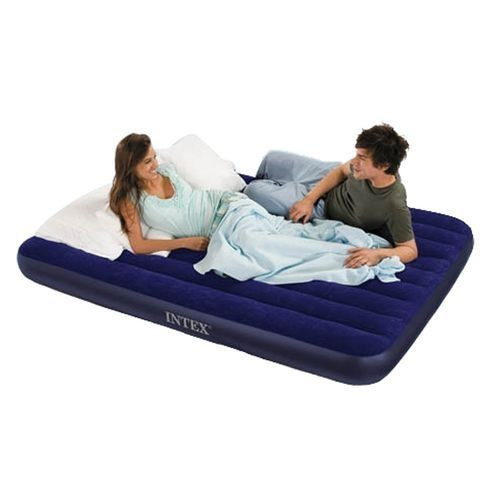Airbed Full Double Size With Free Pump