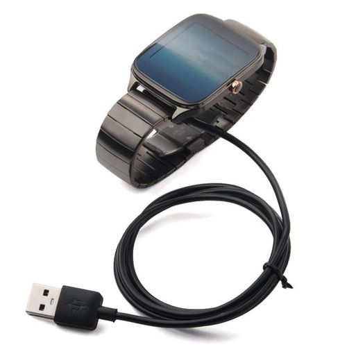 Spacesulo For ASUS ZenWatch 2 Smart Watch USB Magnetic Faster Charging Cable Charger