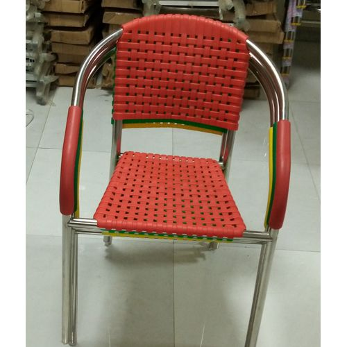 4 Pcs-Multi-Purpose Stainless Steel Chair