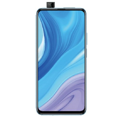 Y9s 6.59-Inch (6GB, 128GB ROM) Android 9.1, 16MP Pop-up Selfie Camera, 4000 MAh 4G Smartphone - Breathing Crystal
