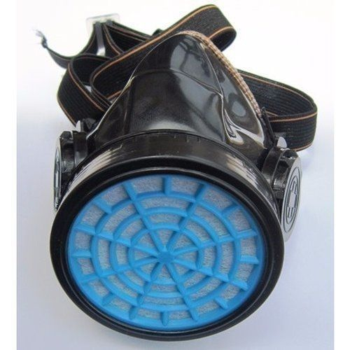 Chemical Respirator & Industrial Safety Nose Mask- Worn During Fumigation Spraying