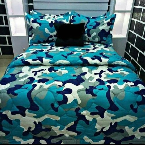 Quality Bedsheet Comes With Pillowcase