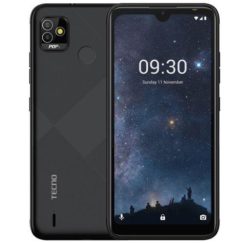 "POP 5 (BD2p) 6.1"" HD+ Display, 2GB RAM + 32GB ROM, 4000mAh, Android 10, 5MP + 5MP Camera, Fingerprint & Face ID - Blue"