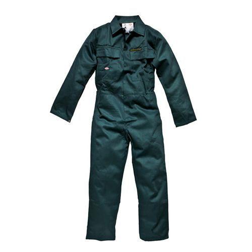 KECHMANN NON REFLECTIVE SAFETY OVERALL - Green
