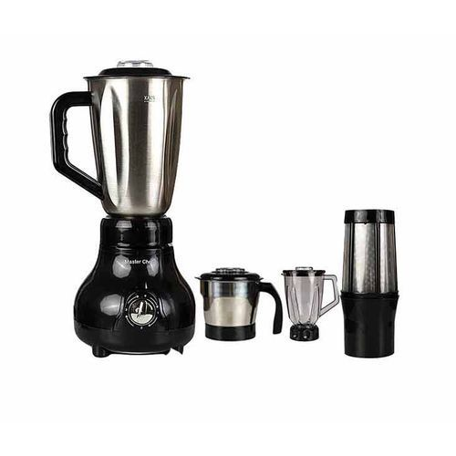 4-In-1 Stainless Steel Electric Blender With Mill