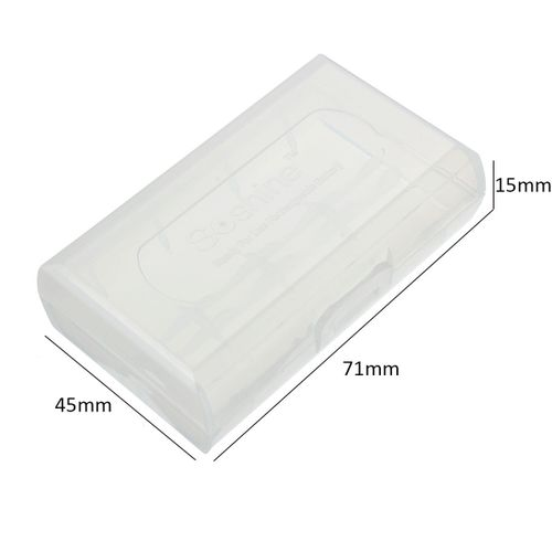 20Pcs Hard Plastic Batter Case Box Holder Storage Cover For 18650 CR123A 16340