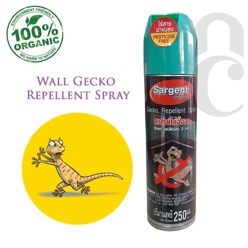 Wall Gecko Repellent Spray 250ml