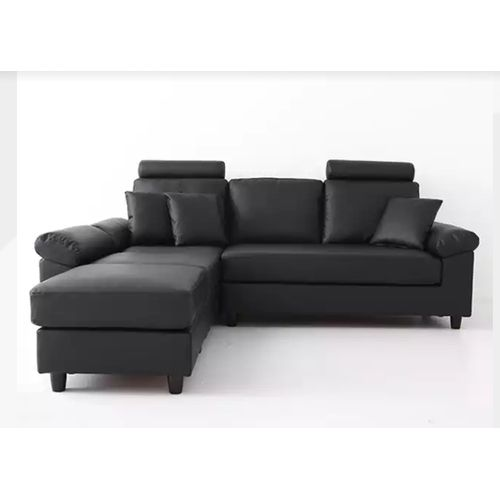 Candis L-Shape Sectional Sofa+Free Pillows-Free Lagos Delivery