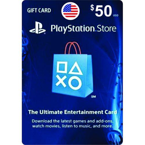 Sony Interactive Entertainment Psn Gift Card 50 For Us Accounts Jumia Nigeria