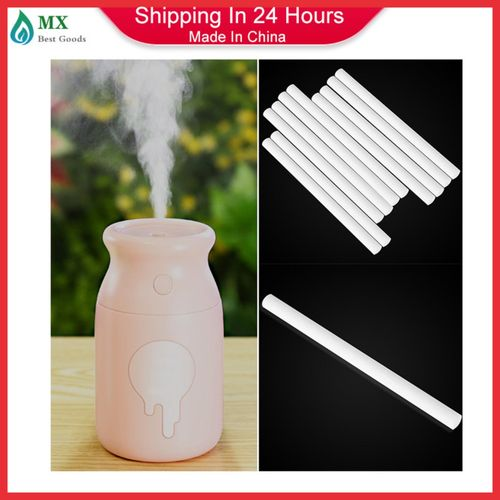 10 Packs Mini Portable Personal USB Humidifier Replacement Sponges Refill Stick