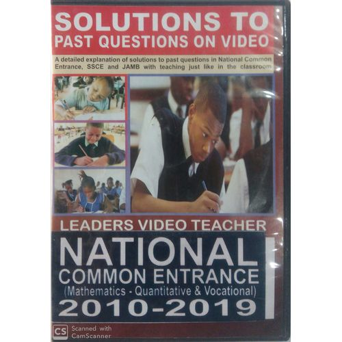 Past Questions 2010-2019 - Common Entrance Maths