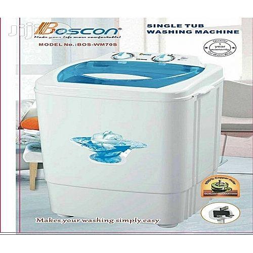 Single Tube (Fast Spinning)Washing Machine