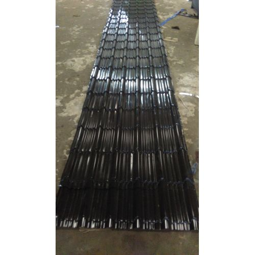 Step-Tile Aluminium Roofing Sheet