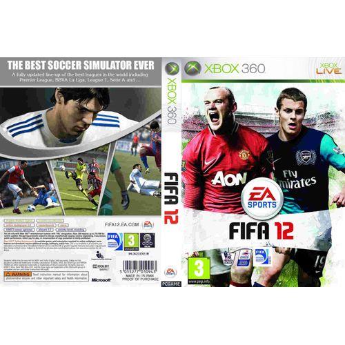 FIFA 12 Xbox 360 Pal
