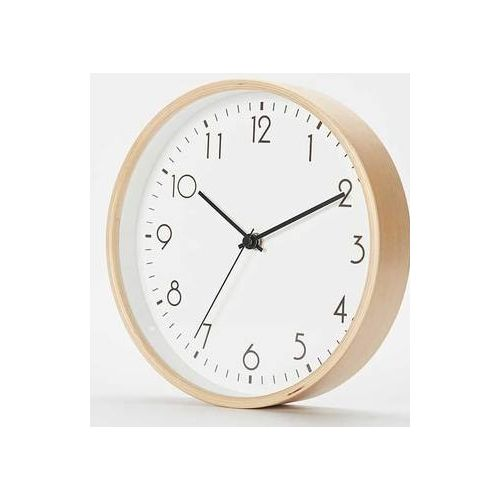 Bedroom Clock Pendulum Silence Table Wooden Clock