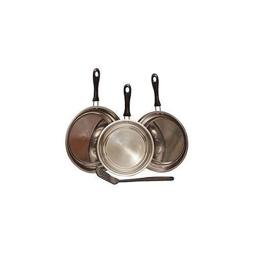 Fry Pan Set 3PC + Non Stick Spoon
