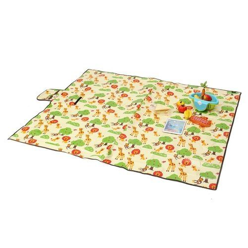 Large Waterproof Picnic Blanket Mat Rug For Child Outdoor Beach Travel Camping 180X160cm