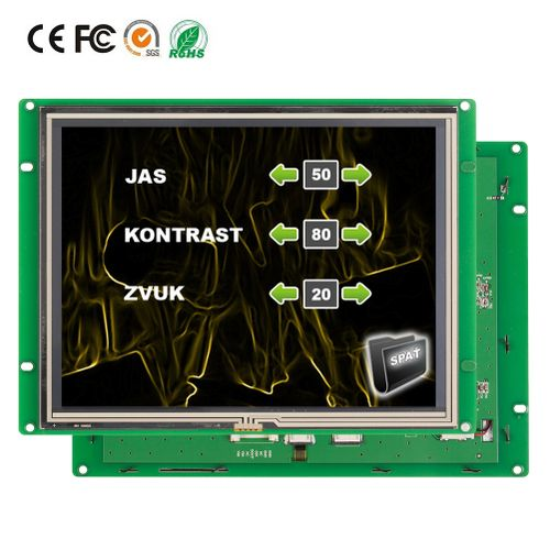 STONE 8.0 Inch Touch Monitor With RS232/RS485/TTL