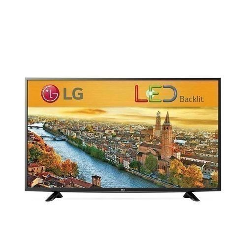 32 Inch LED Television- Black + Free Wall Bracket + Tv Guard
