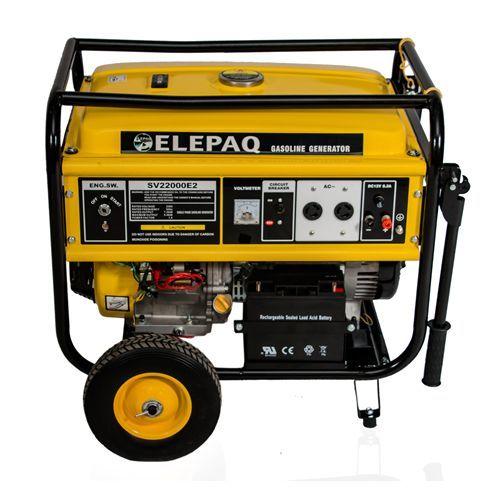 12kva Key Start Generator SV22000E2 100% Copper