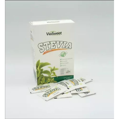 Stevia Natural Sweetener - 100 Packs