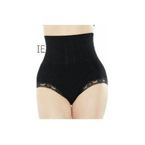 High Waist Tummy Control Hip Shaper Slimming Briefs-black
