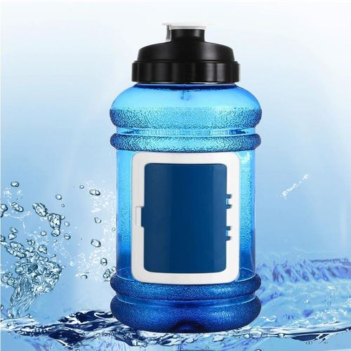 2.2L Large Capacity Drink Water Bottle Cup For Sport Gym Training Camping Travel