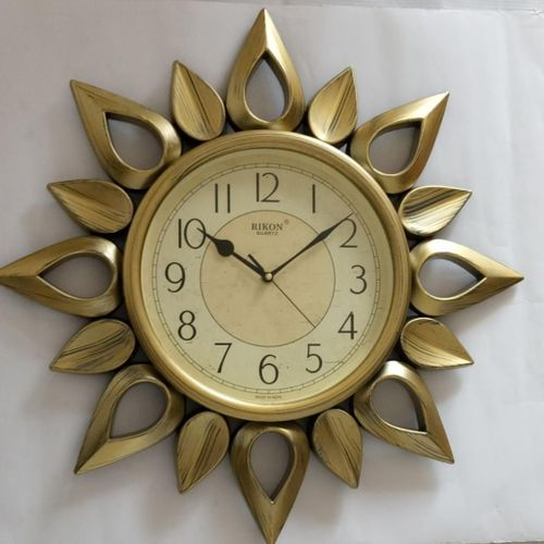 Premium Embellished Wall Clock