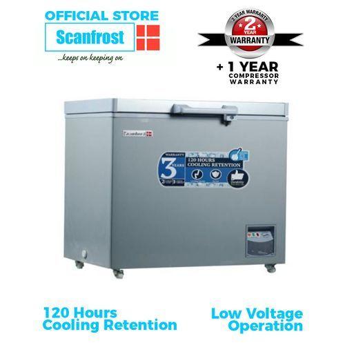 250-Litre Deep Freezer SFL251M Comfortline