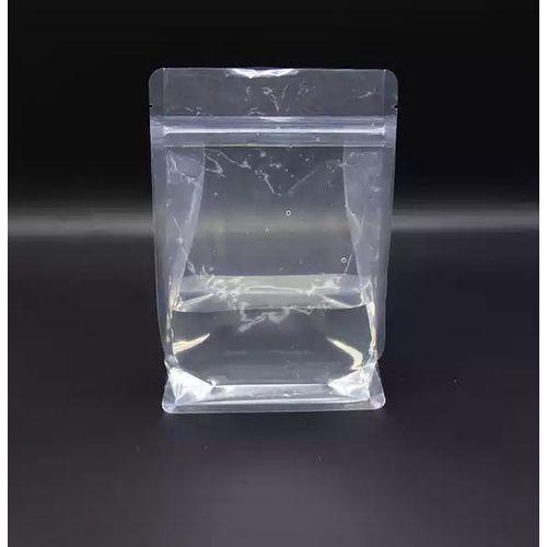 50Pcs 10*20 Transparent Resealable StandUp Pouch ZipLock