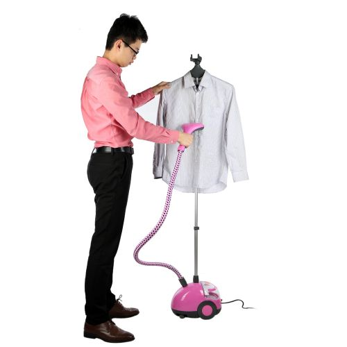 Professional Single Mechanical Adjustment Garment Steamer
