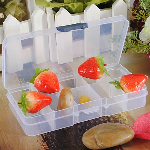 Mini Empty Storage Case Box Container Nail Art Jewelry Tool Makeup Holder Box