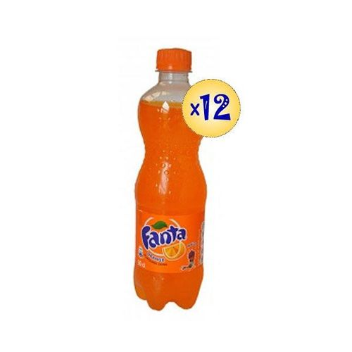 Fanta Pet Soft Drink