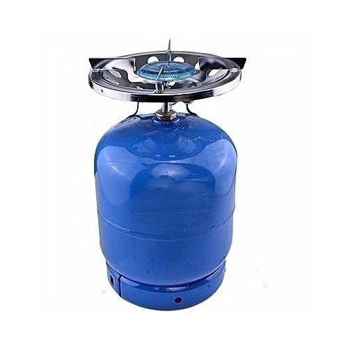 GAS 3kg Gas Cylinder With Stainless Burner