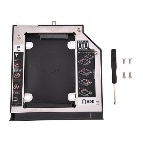 SATA3.0 HDD Internal Enclosure Hard Disk Drive CD-ROM Bracket