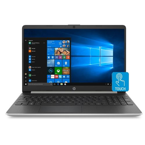 15-Intel Core I3-1005G1 128GB SSD 8GB 15.6 Touchscreen Wins 10