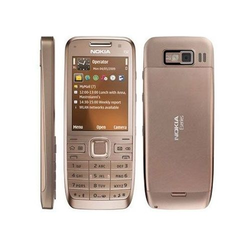 E52 Smart 3G/WiFi Phone
