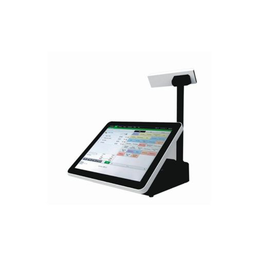 Elite T100 Touch Screen POS System-Black