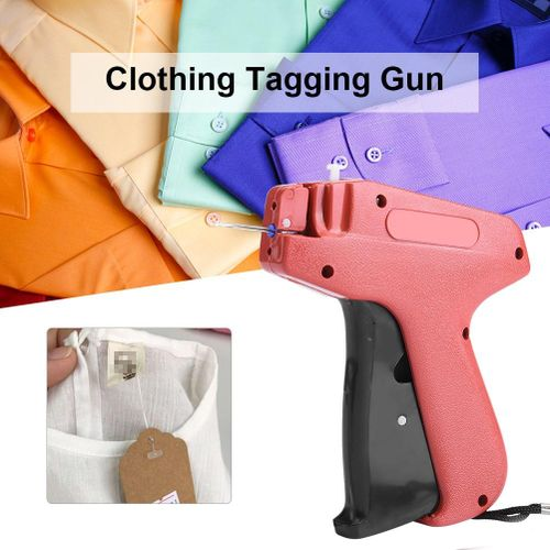 Price Label Tagging Gun Commercial Tagger For Clothes Shop