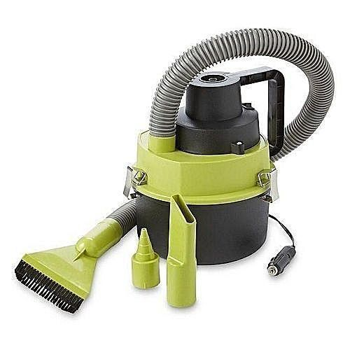 Wet And Dry Multifunction Car Vacuum Cleaner-