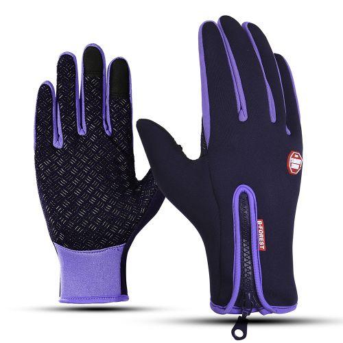 Kyncilor Glove Outdoor Winter Warm Non-slip Touching Screen