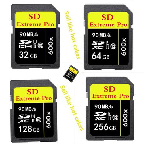 32GB Class 10 SDHC Memory Card C10 Camera Memory Card SD Card-