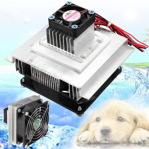 DC 12V 60W Thermoelectric Peltier Refrigeration Semiconductor Cooling System