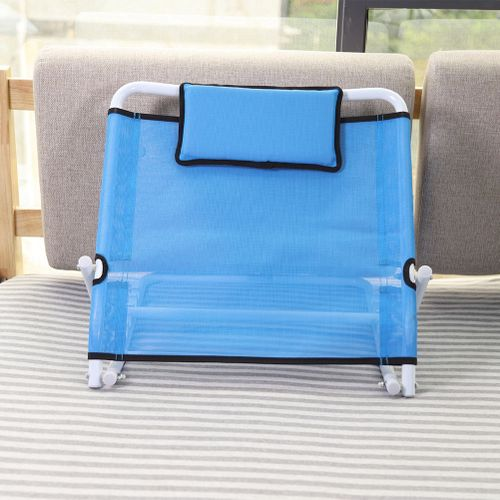 Adjustable Thicken Steel Backrest Home Bed Support Back Rest
