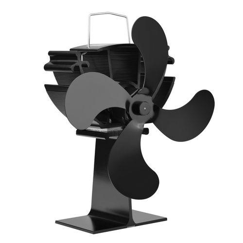 MT 700E Thermal Power Fireplace Fan Blower Energy Saving