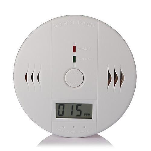 LED CO Carbon Monoxide Poisoning Smoke Gas Sensor Warning Alarm Detector Sensor