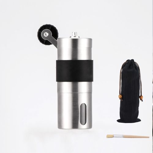 Protable Stainless Steel Mini Coffee Grinder Conical Burr